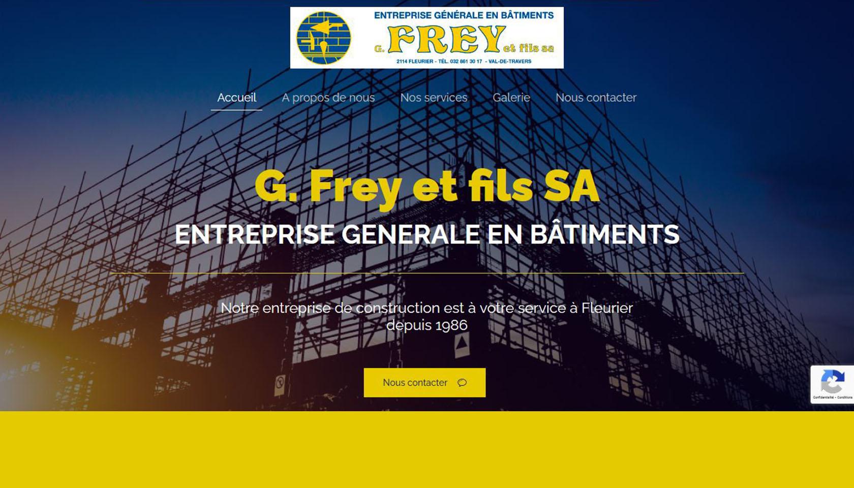 G. frey et Fils SA