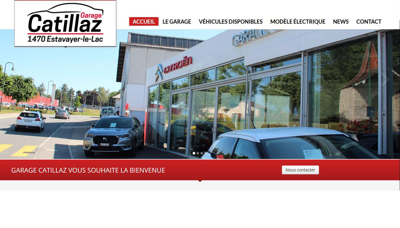 Garage Catillaz