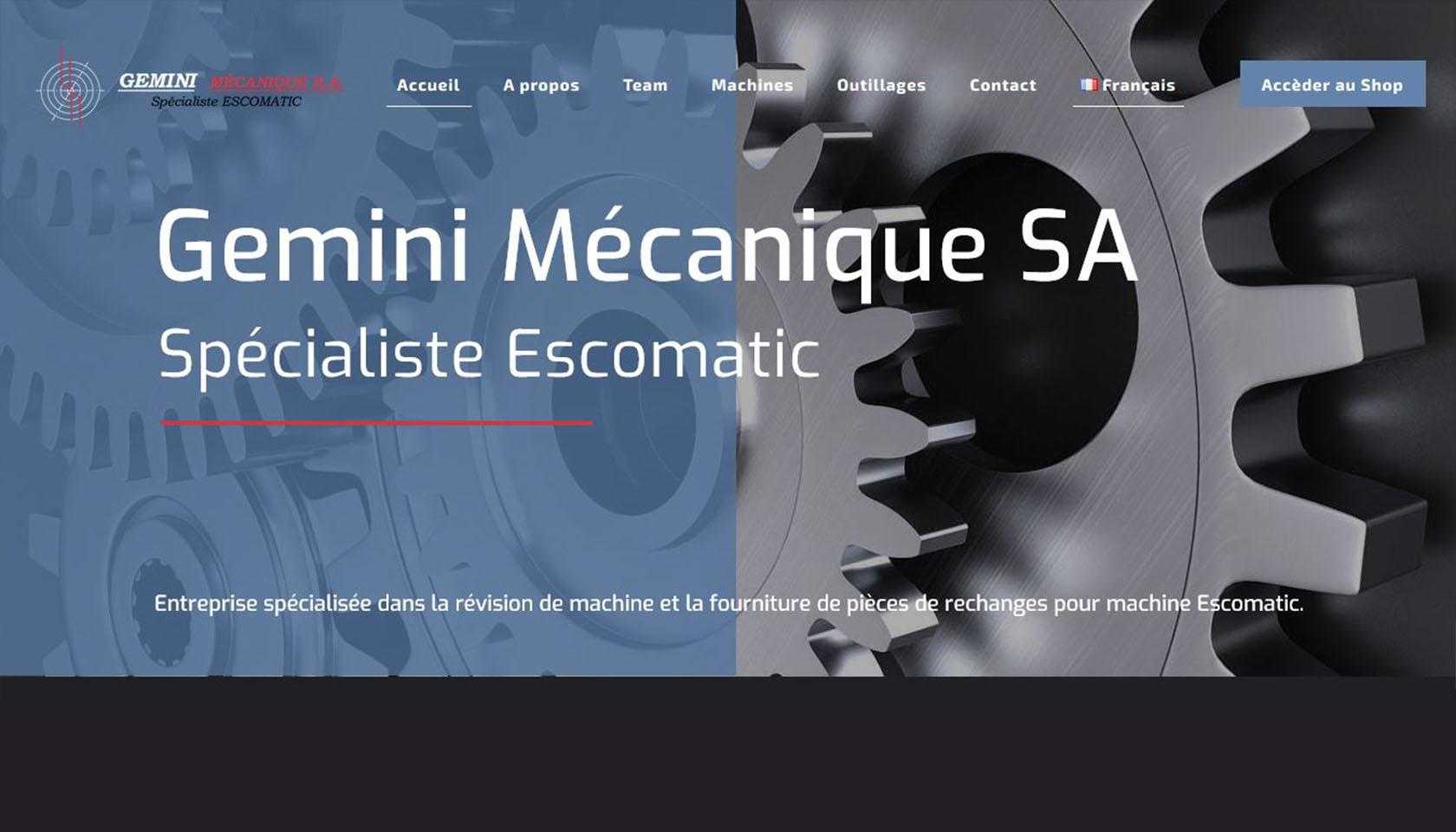 Gemini Mecanique SA